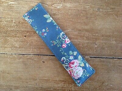 Handmade Bookmark Cath Kidston Blue Floral Fabric Filled With Lavender