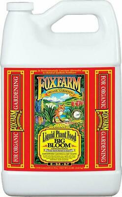 Fox Farm FX14003 1-Gallon FoxFarm Big Bloom Liquid Concentrate 0-0.5 - 0.7