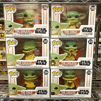 Funko Pop Dragon Ball Z Exclusive Super Saiyan, Goku, Vegeta, Gotenks, Vegito