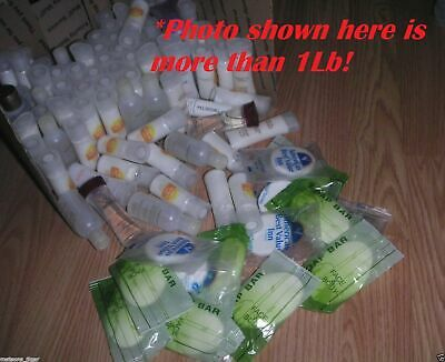 Lot Hotel Motel Travel Sample size Shampoo Conditioner Soap Body Charity School