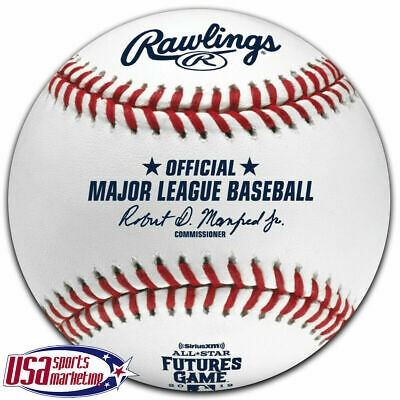 2019 All Star Futures Rawlings Official MLB Game Baseball Cleveland - Boxed