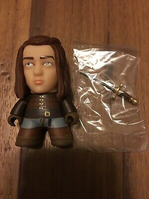Game of Thrones TITANS Mystery Mini ARYA STARK w/ Needle 2/18 Winter is Here HBO