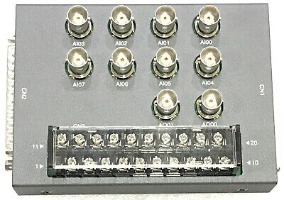 Contec ATP-8 BNC Connector Accessory for Analog I/O Board