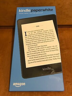 Amazon Kindle Paperwhite (10th Generation) 8GB Wi-Fi w/ Special Offers Brand NEW
