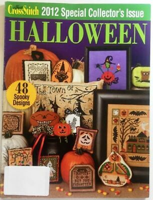 Just Cross Stitch HALLOWEEN 2012 Special Collector's Issue