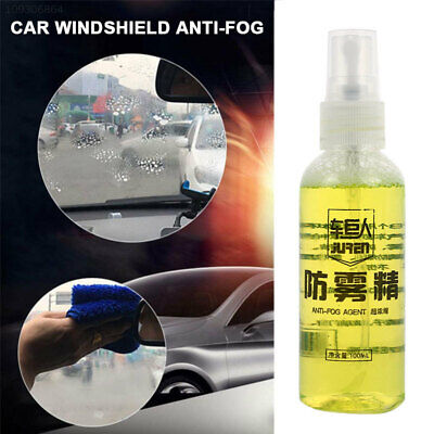4591 Universal Automotive Glass Anti-Fog Coating Long-Lasting 80ml Concentrate
