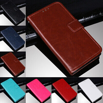 For Xiaomi Redmi 7 7A Note 7 6 Pro 5A Flip Leather Phone Case Wallet Stand Cover