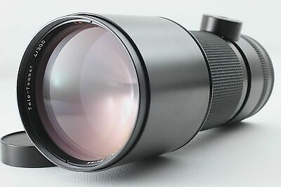 【Mint】Contax Carl Zeiss Tele-Tessar T* 300mm f/4 MMG Lens From Japan #34
