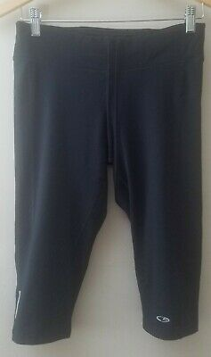 C9 by champion Women Black Athletic Cropped Leggings Size Medium