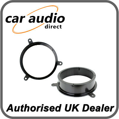Connects2 CT25RT05 Renault Scenic Grand Scenic 2009> Front & Rear Door 16.5cm