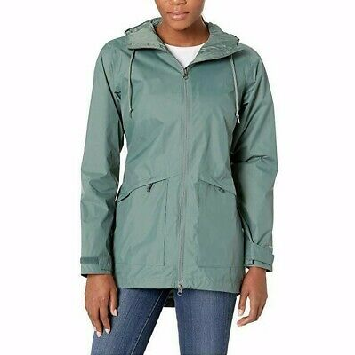 e1032849f NEW COLUMBIA WOMEN'S Sustina Springs Long Lined WINDBREAKER JACKET ...