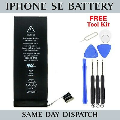 New Replacement Battery Li-ion AAA+ For iPhone SE 100% Capacity UK Stock