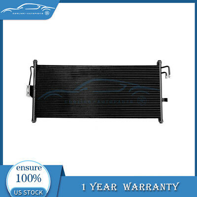 A//C Condenser For 2002-2006 Nissan Sentra 1.8L 4 Cyl 2005 2003 2004 10591