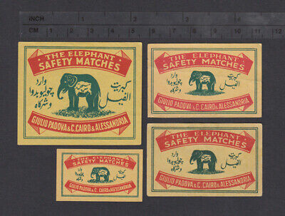 Czechoslovakian Export Matchbox Labels 1918 - 1945  19.