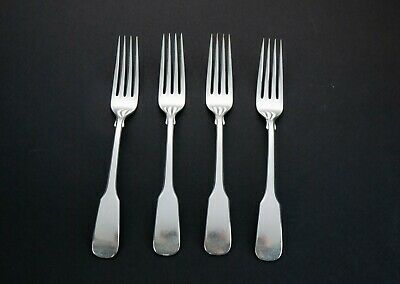 "Sterling Silver International ""E"" 1810 7 1/4"" Extra Heavy Fork, Price Per Fork"