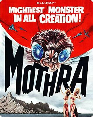 Mothra - SteelBook Special Edition Furanki Sakai NR Blu-ray July 9, 2019 Horror