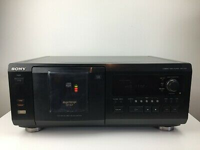 Sony CDP-CX57 - Compact Disc - CD Player - MegaStorage - 50+1 - Multi - Carousel