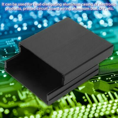 Aluminum Printed Circuit Board Instrument Box Enclosure Electronic Project Case