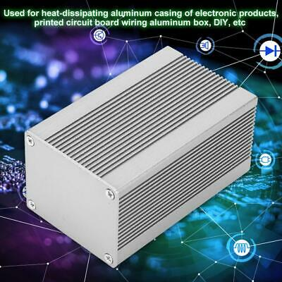 Enclosure Case Aluminum Cooling Box Circuit Board Project Electronic 40x50x80mm