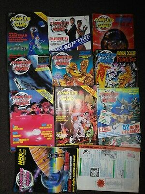 Job Lot   COMPUTER & VIDEO GAMES  Magazine  job lot 1