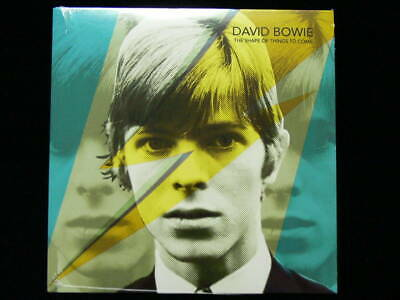 David Bowie The Shape Of Things To Come Analog Record 7 Yellow