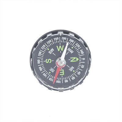 Portable Survival Compass Practical Guider for Camping Hiking North Navigation^S