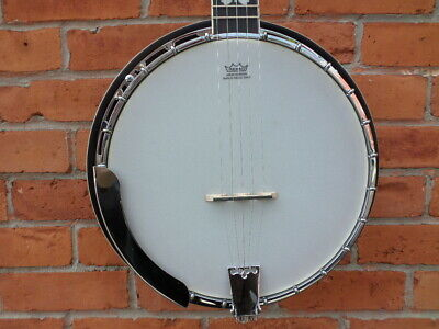 RECORDING KING SONGSTER Resonator Banjo RK-20 with Case 5 String RK