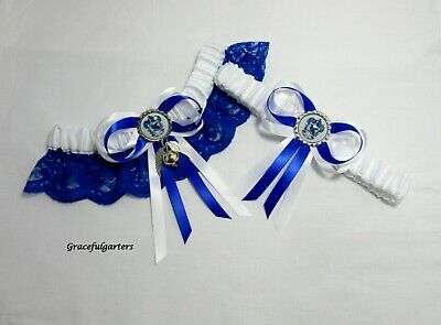 Harry Potter Ravenclaw Wedding Garter - Set. Gracefulgarters. All Houses Availab