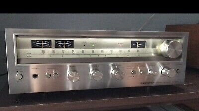 Pioneer SX-580 Stereo Receiver..