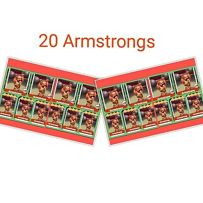 20  x Armstrong's Coin Master Cards ( Fastest Delivery)