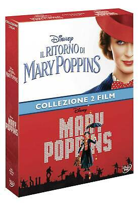 |144226| Mary Poppins Collection (2 Dvd) - Mary Poppins [DVD] Italian Import