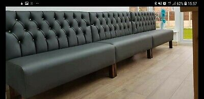 Booth Bench Fixed Seating For Restaurants, Hotels And Bars (£200 per meter)