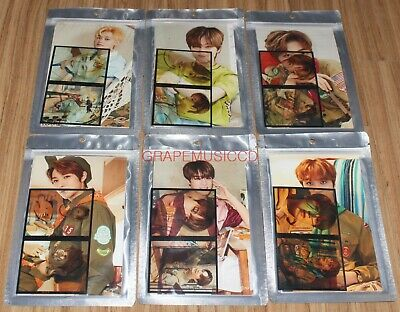 Nct Dream Summer Vacation Kit Smtown Official Goods 4X6 Photo + Film Set New