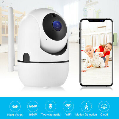 HD 1080P Clever Dog Cleverdog Home Security WiFi CCTV Camera Baby Monitor AH663