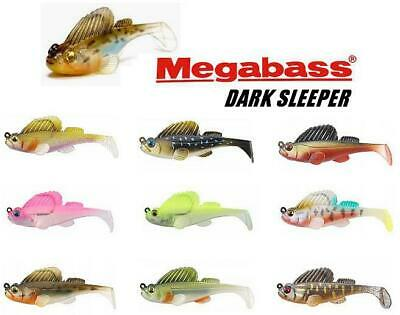 MEGABASS DARK SLEEPER Softbody Swimbait 3