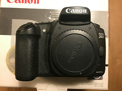 Canon 20D + UK Germany Underwater Housing