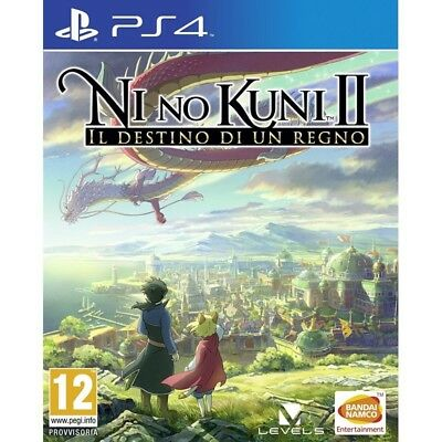 Atari Ni No Kuni II: Il destino di un regno, Ps4, Playstation 4 ITA Atari Ni No