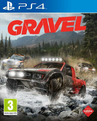 Koch Media Gravel, PS4 videogioco PlayStation 4 Basic ITA Gravel, PS4