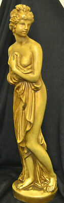 VIntage Creators Inc Mineral Oil Rain Lamp Replacement Part-Nude Female Statue