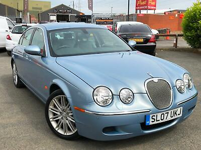 2007 (07) Jaguar S-TYPE 2.7D V6 SE Automatic