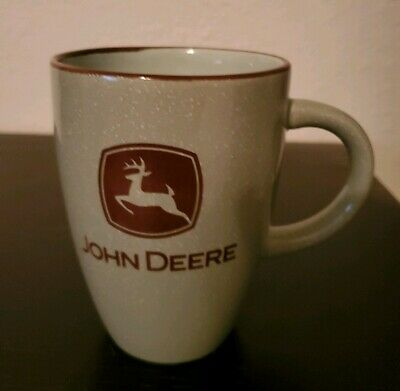 John Deere Coffee Mug / Tea Cup (Great Condition)