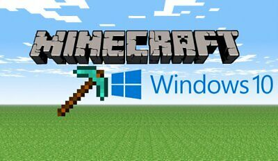 Minecraft Windows 10 Edition PC Full Game Key Instant Code Delivery Minecraft PC