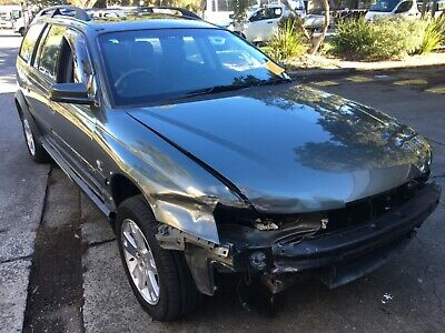 Holden Adventra Vy Commodore Ls1 5.7 V8 Damaged Statutory Write Off Salvage