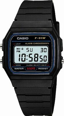 CASIO Wrist Watch F-91W-1JF IMPORT OFFICIAL Free shipping from JAPAN