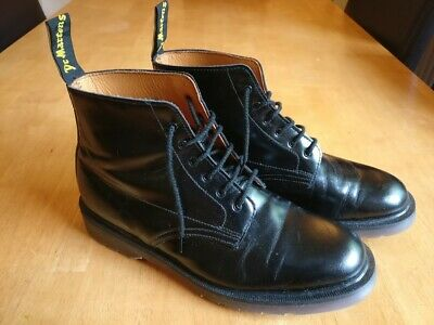 Dr Martens boots - Made in England - Vintage by Solovair - Very good conditions