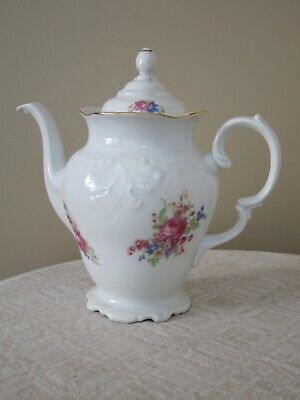 Wawel 'Rose Garden' Coffee / Tea Pot - 5 Cup