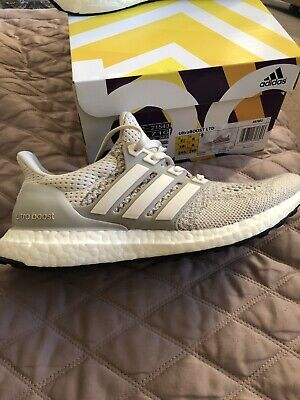 NEW ADIDAS ULTRA Boost 1.0 Cream Talc White Chalk 2018