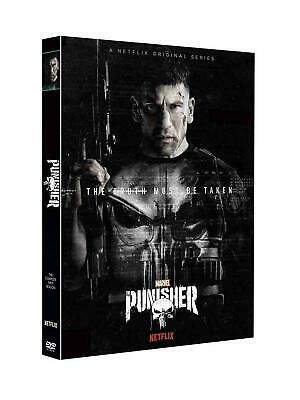 Marvel The Punisher Season 1 DVD Box Set Complete First TV Series Collection New