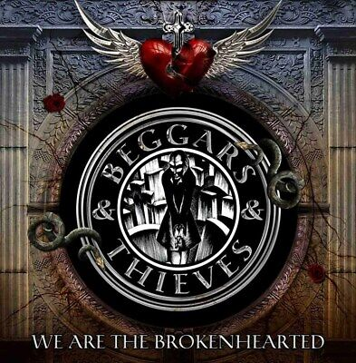 |015043| Beggars & Thieves - We Are The Brokenhearted [CD] Neuf