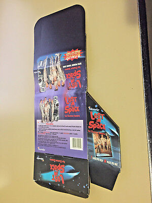Lost In Space  - EMPTY CARD BOX - NO PACKS - SHIPPED FLAT - RARE